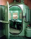 San Quentin Gas and Lethal Injection Chamber